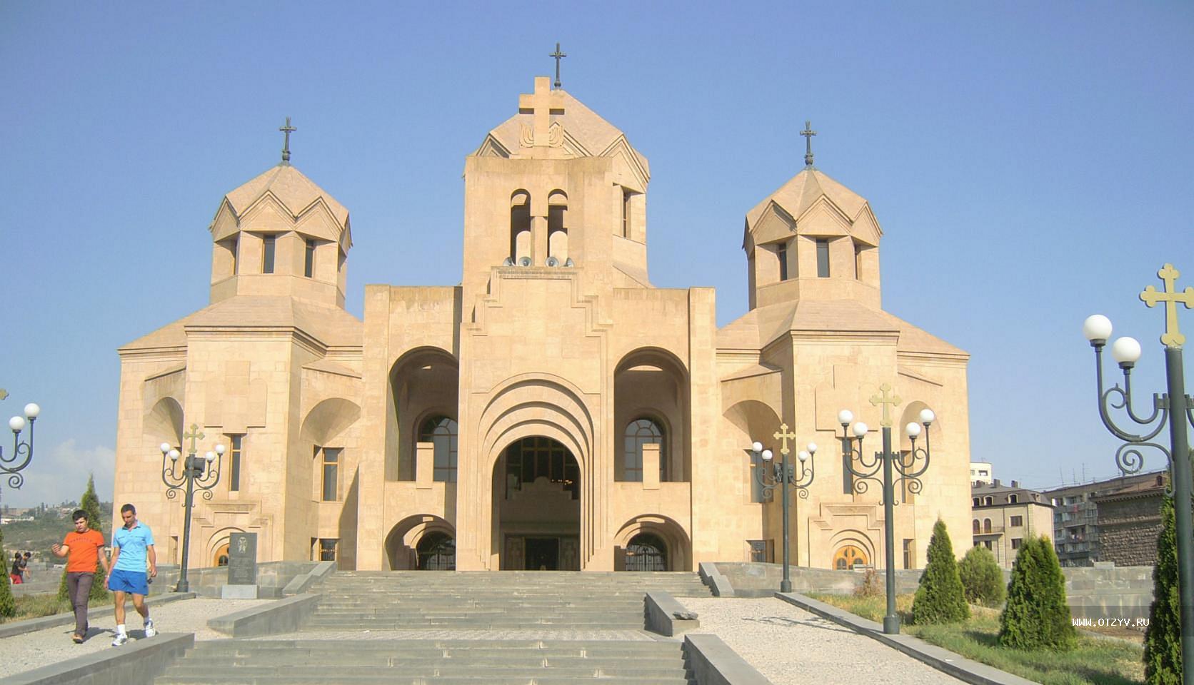 большой выбор, кафедральный собор в ереване перепечатка сайта