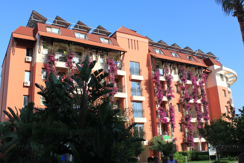 Отель клуб инсула турция фото