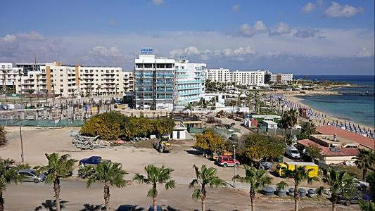 Constantinos The Great Beach Hotel 5* (Протарас)
