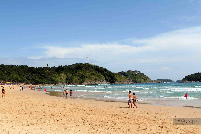 Чистые пляжи пхукета