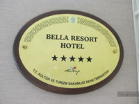 Сиде, Bella Resort 5*