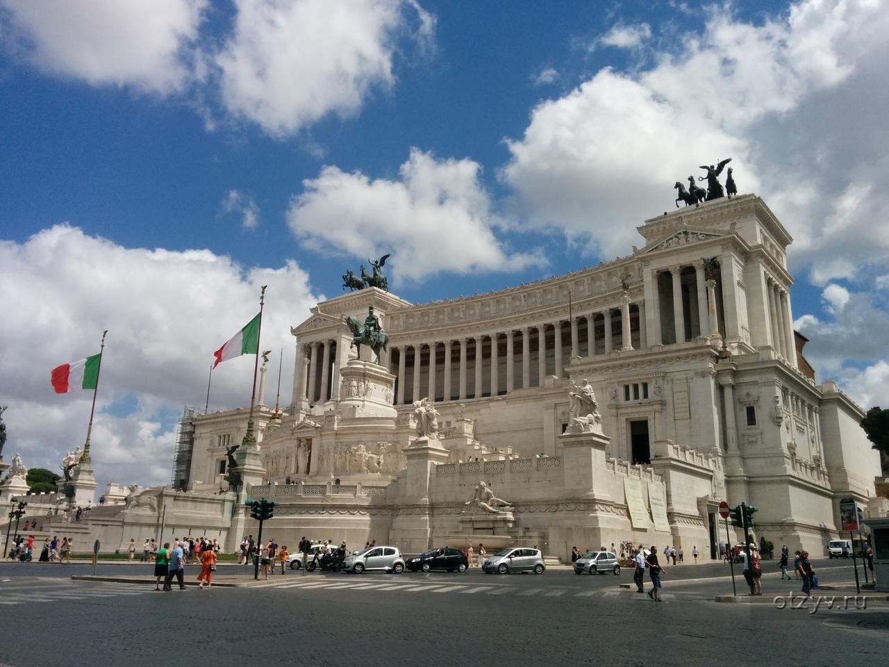 Италию назвали абсолютным чемпионом среди 10 самых красивых стран