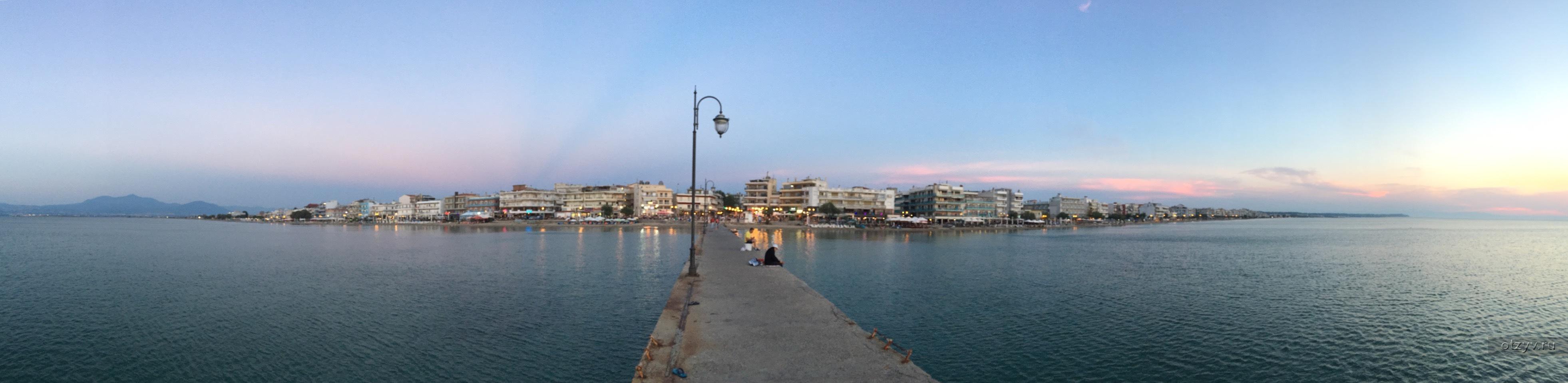 город перея в греции