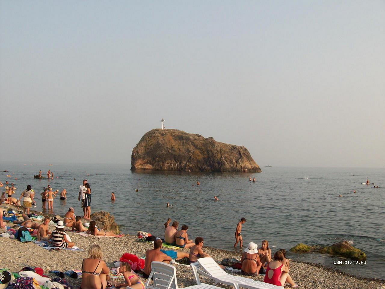 Яшмовый пляж спуск фото
