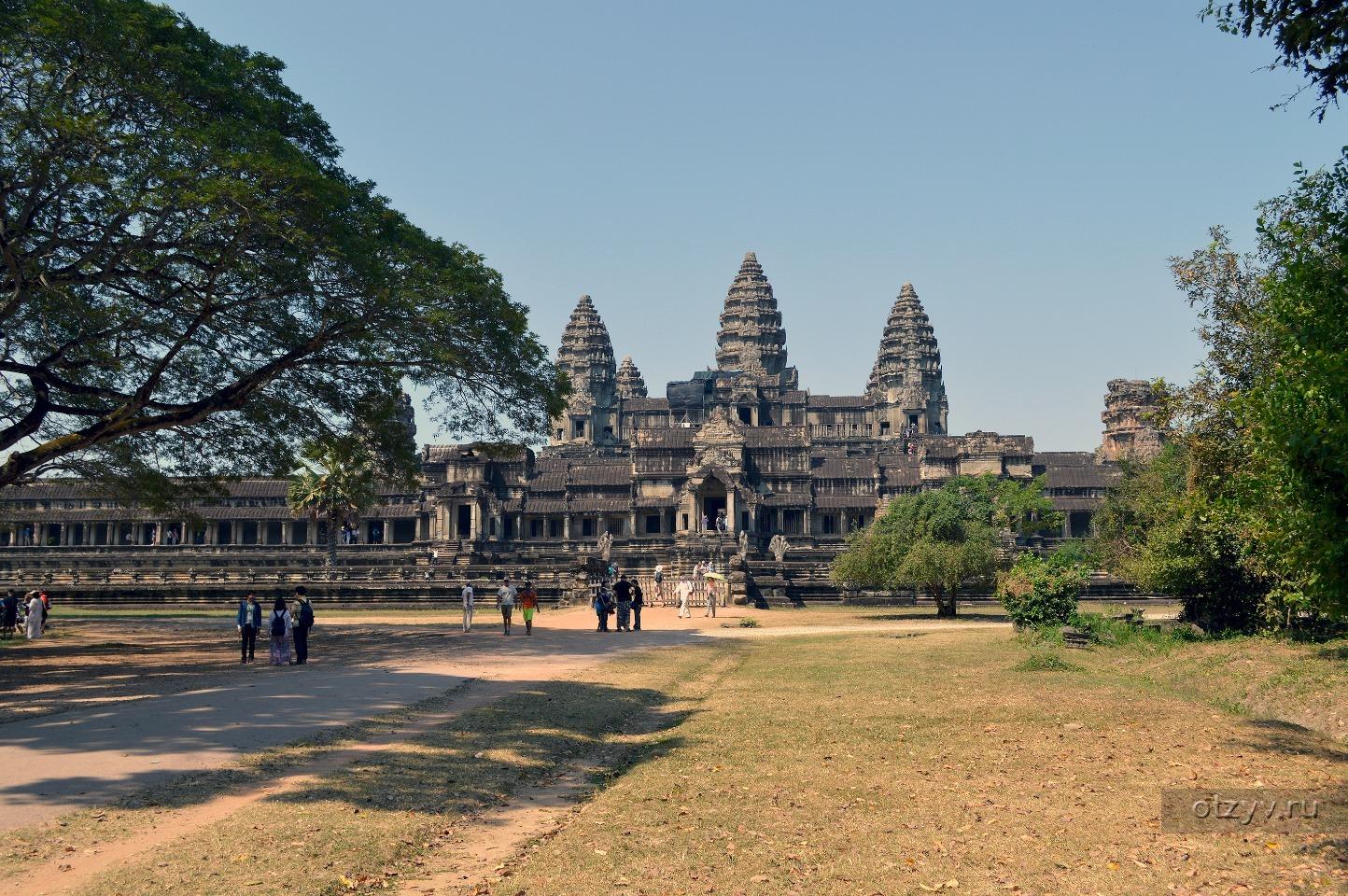 включается стоимость, город сиемреап в камбодже фото так