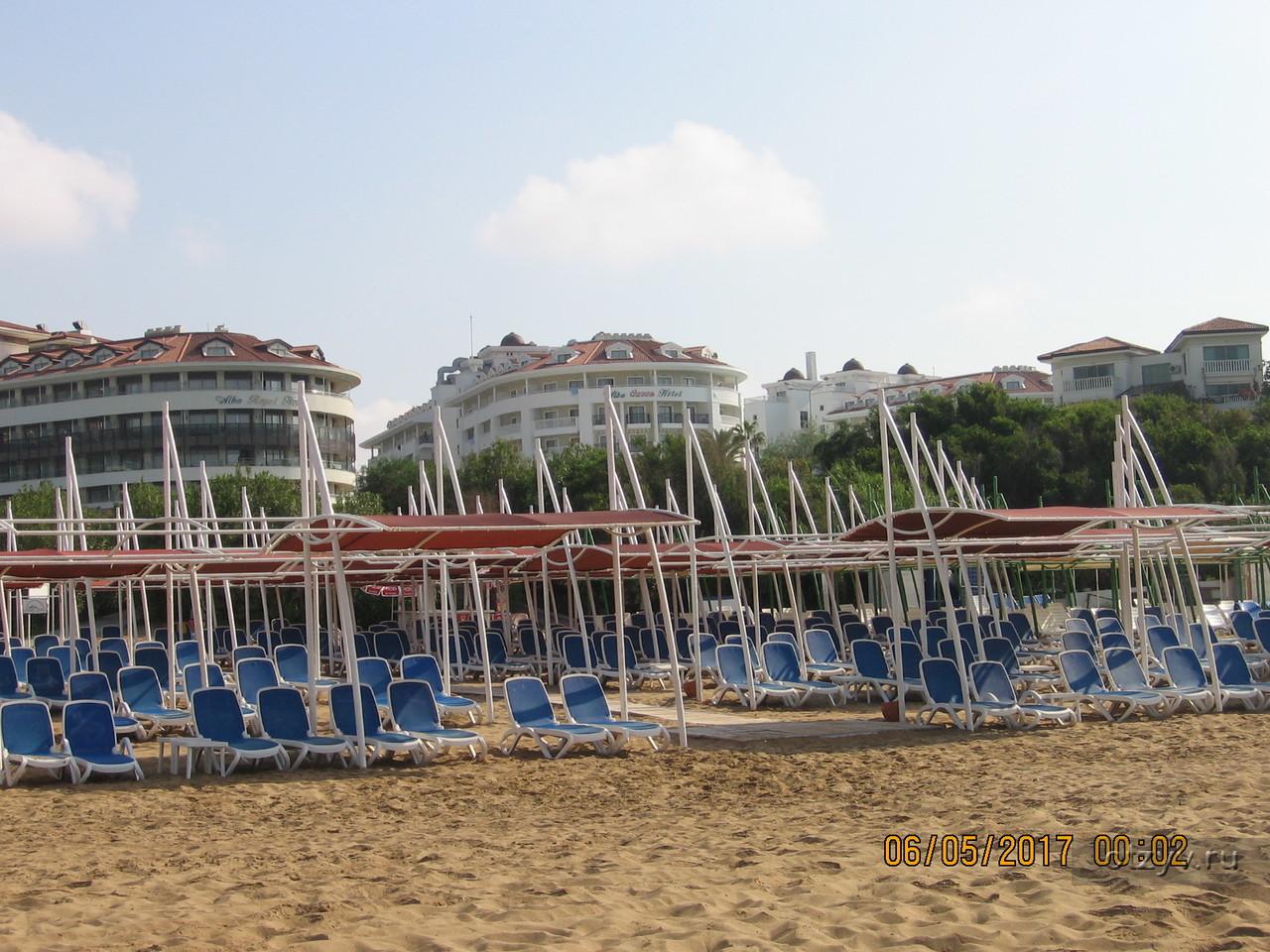 Отель альба квин сиде турция фото туристов