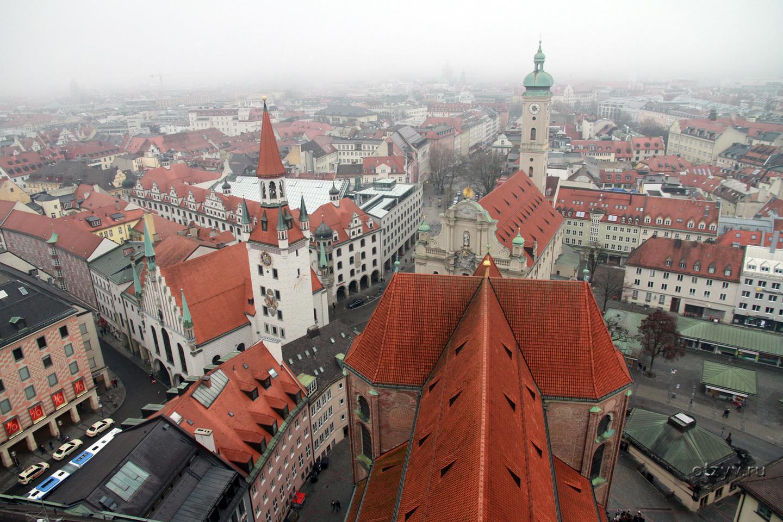 сняли погода в мюнхене фото автор один