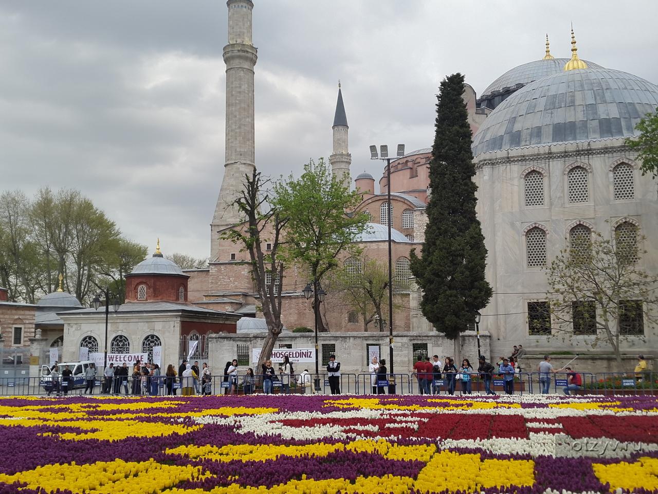 Стамбул в апреле фото