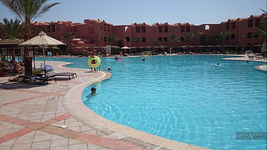 Макади Бей, Iberotel Makadi Oasis & Family Resort 4*