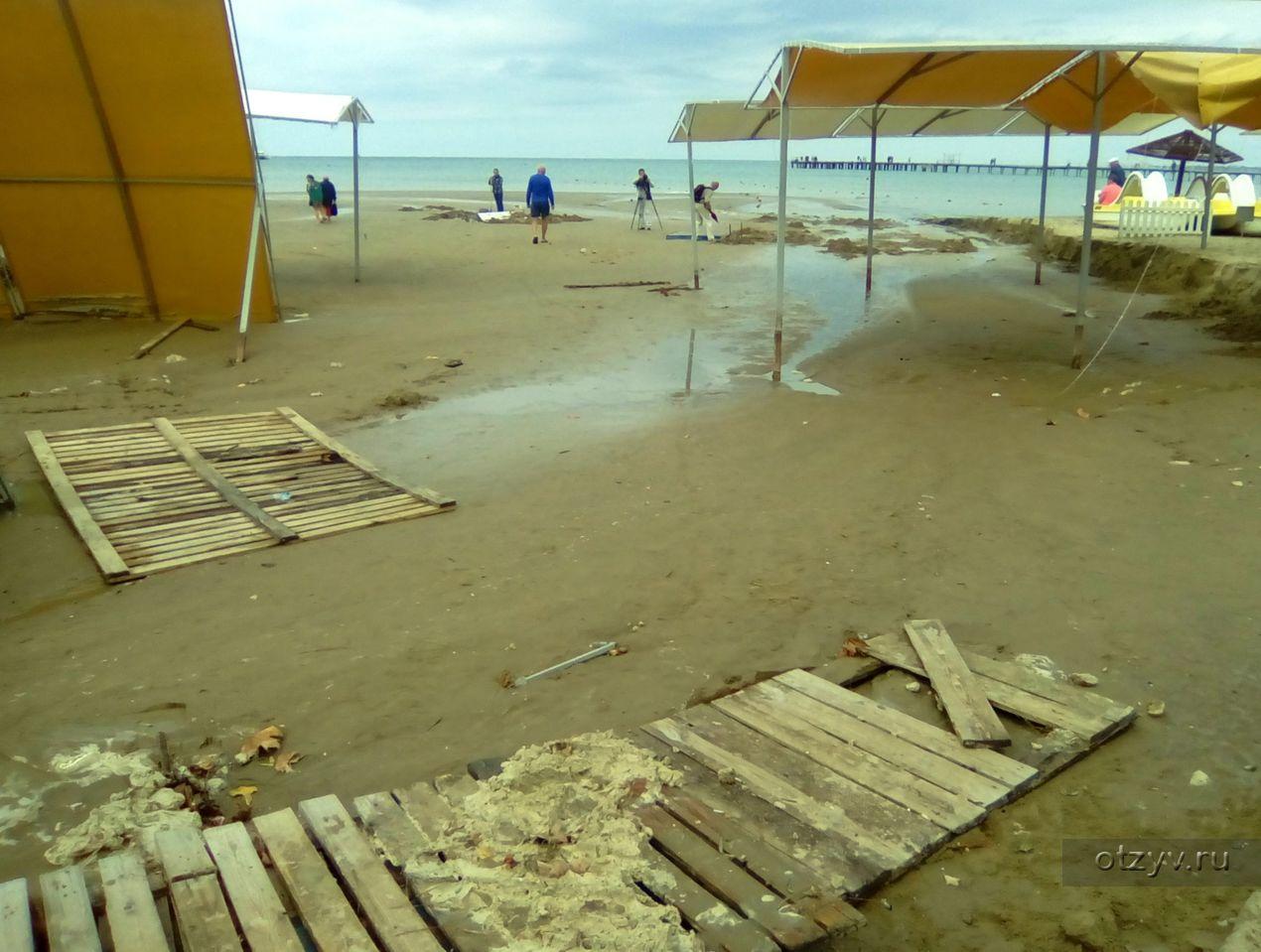 Фото пляжей анапы в сентябре