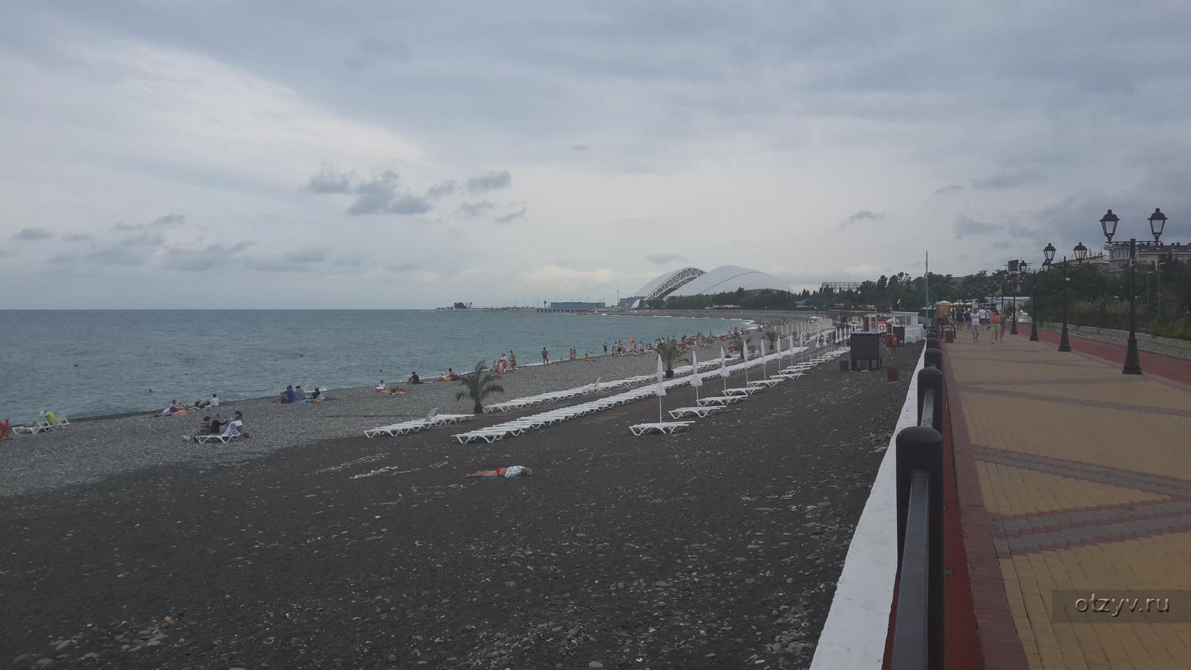 Азимут адлер фото пляжа