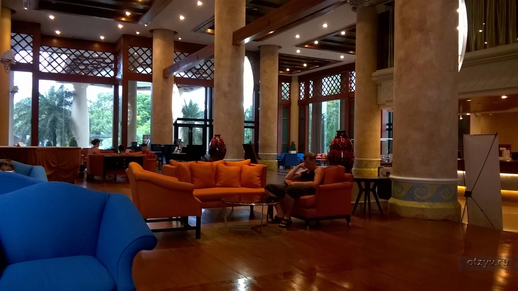 Long Beach Garden Hotel & Spa 4* (Паттайя, Таиланд) — отзыв туриста ...