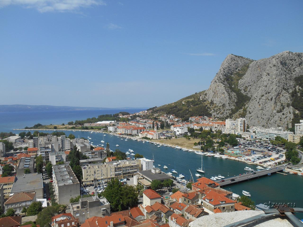 Хорватия омиш фото