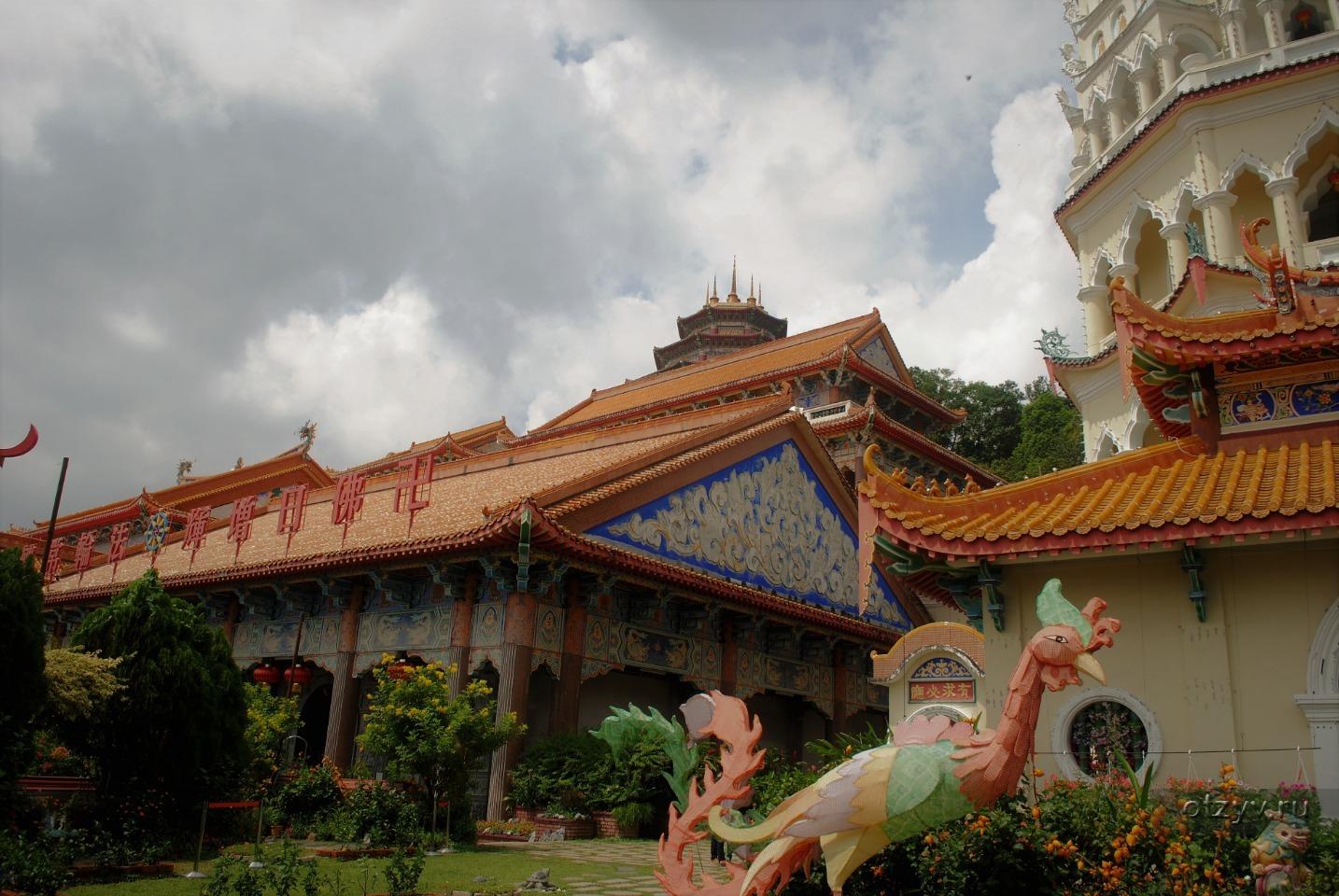 Малайзия пенанг достопримечательности с фото