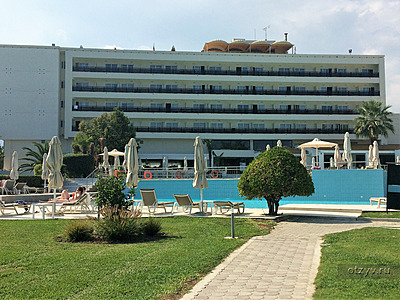 Отель Bomo Olympus Grand Resort 4* (Пиерия, Греция)