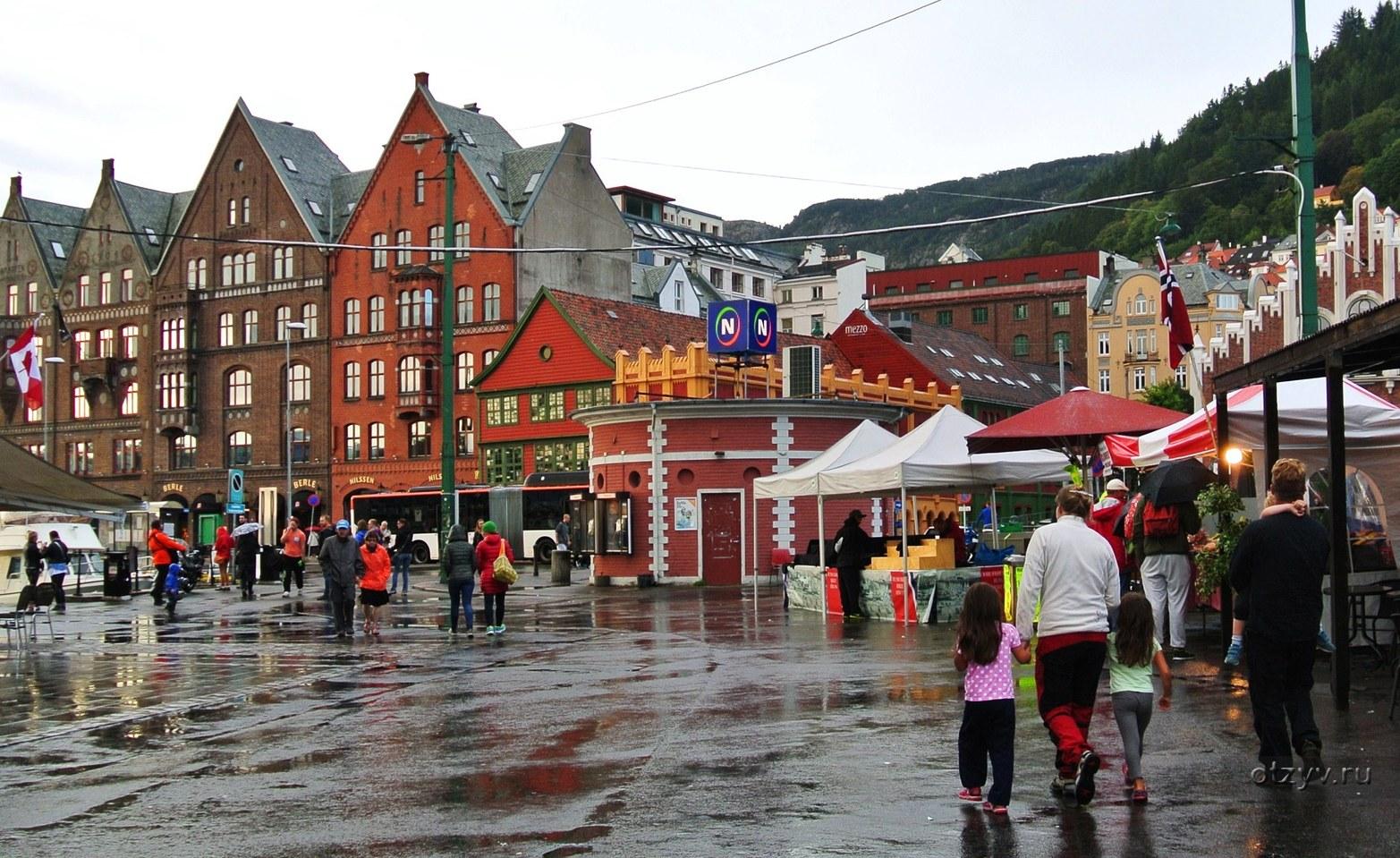 Страну омывают сразу три моря – баренцево, северное и норвежское.