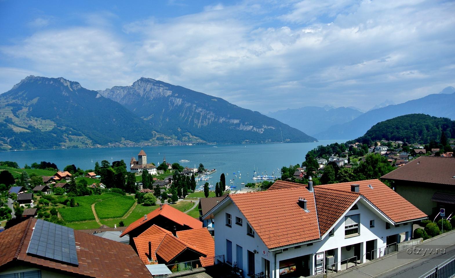 Знакомство со швейцарцем