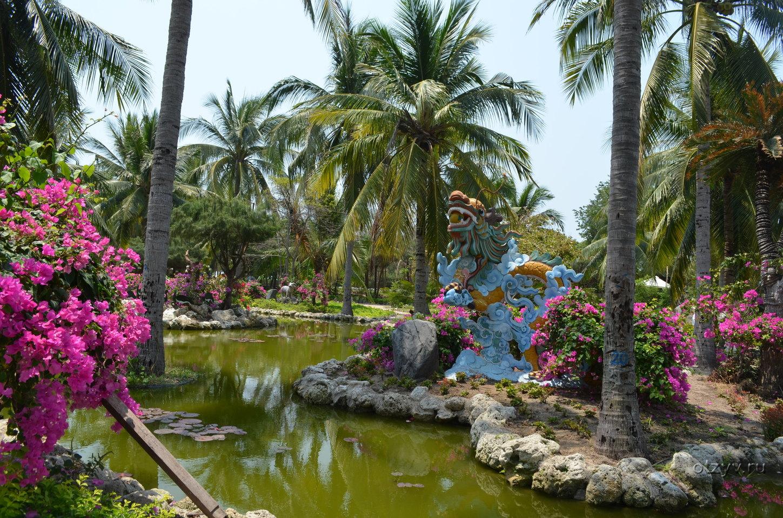 Нячанг остров орхидей