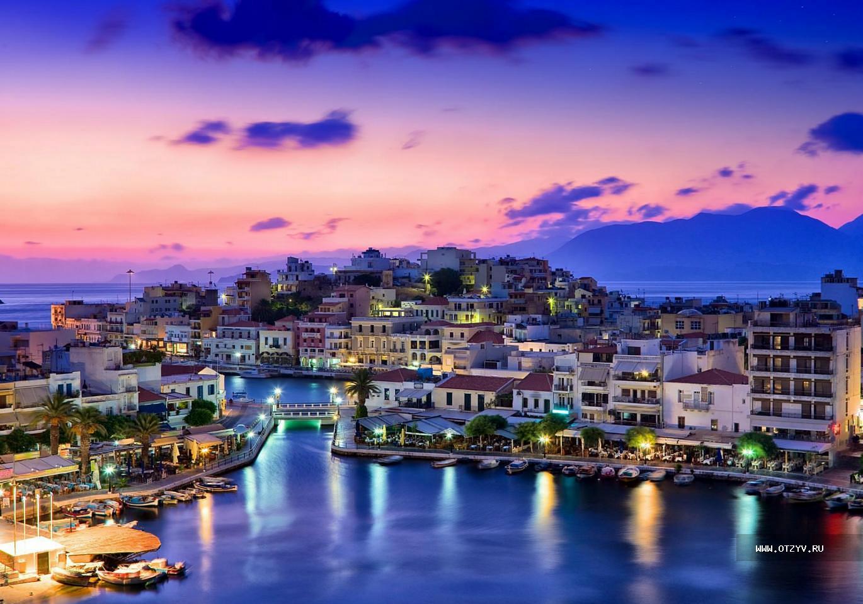 Сказочный и гостеприимный остров Крит.