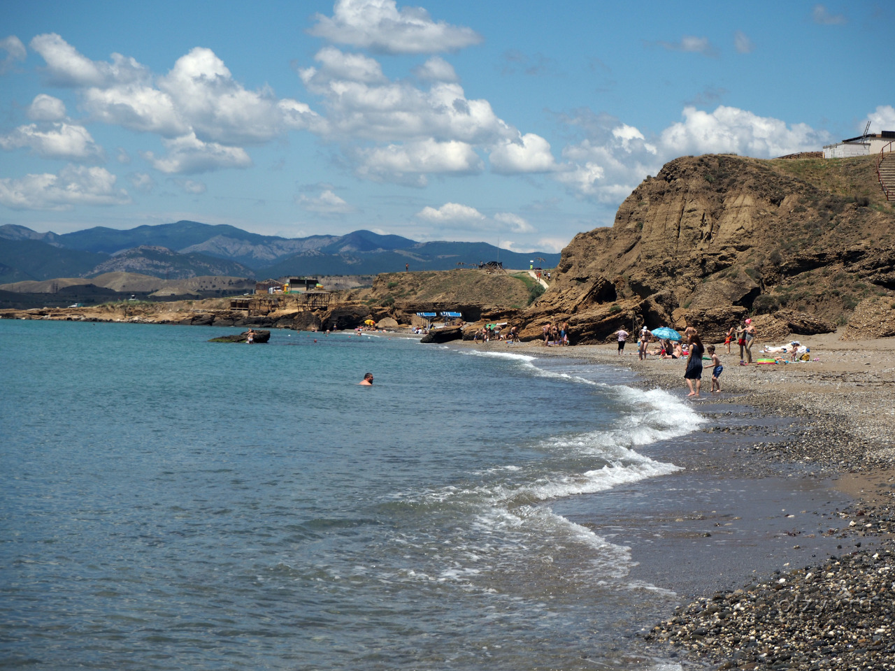 меганом крым фото пляжей визитная