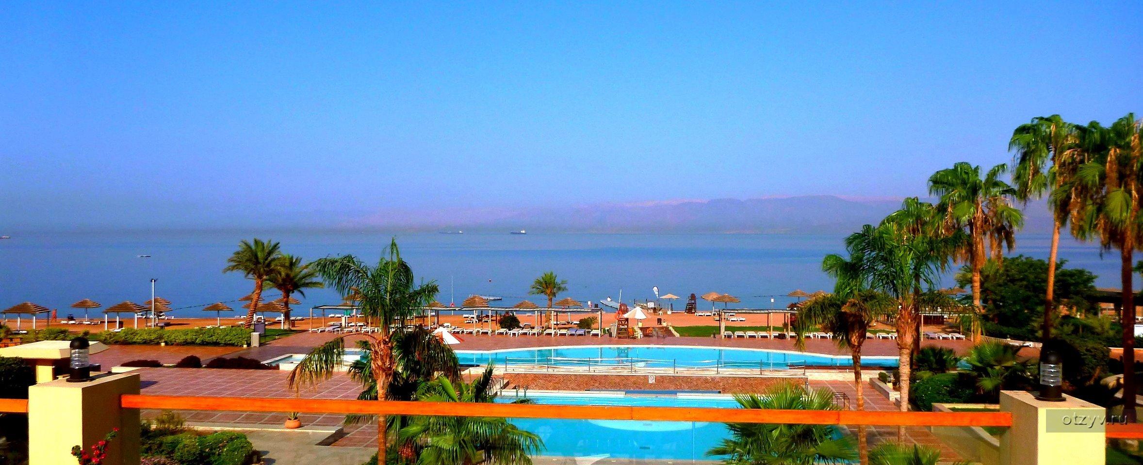 Прекрасный отдых на красном море в Иордании!