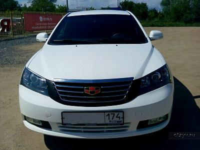 Geely Emgrand EC7  2014
