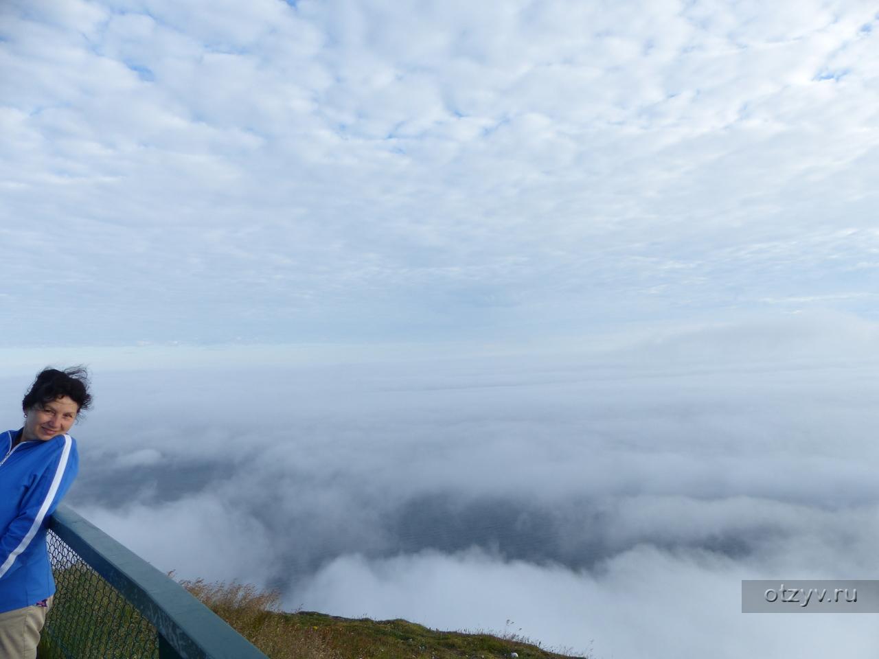 сделать фото на фоне облаков