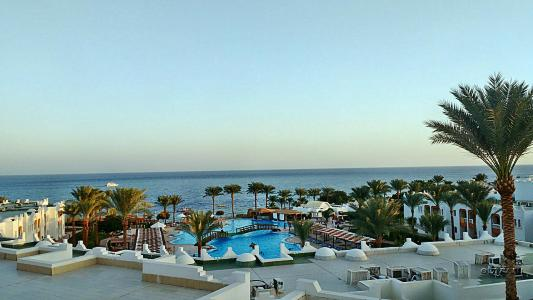 Шарм-Эль-Шейх, Sunrise Diamond Beach Resort 5*