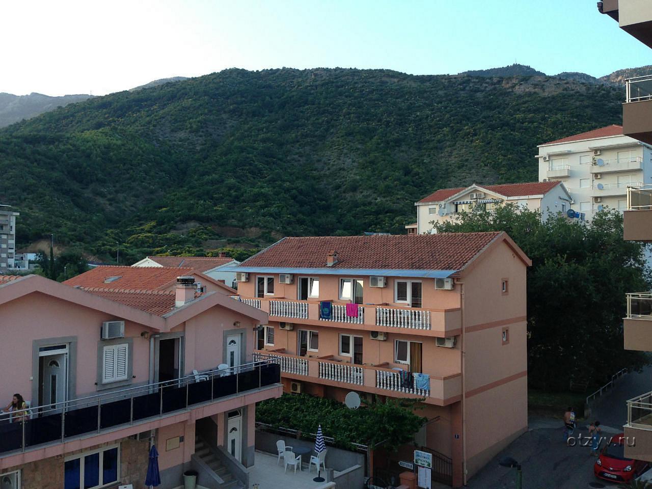 Bella vista 4 черногория