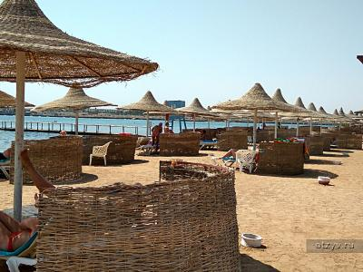 Хургада, Dessole Aladdin Beach Resort 4*