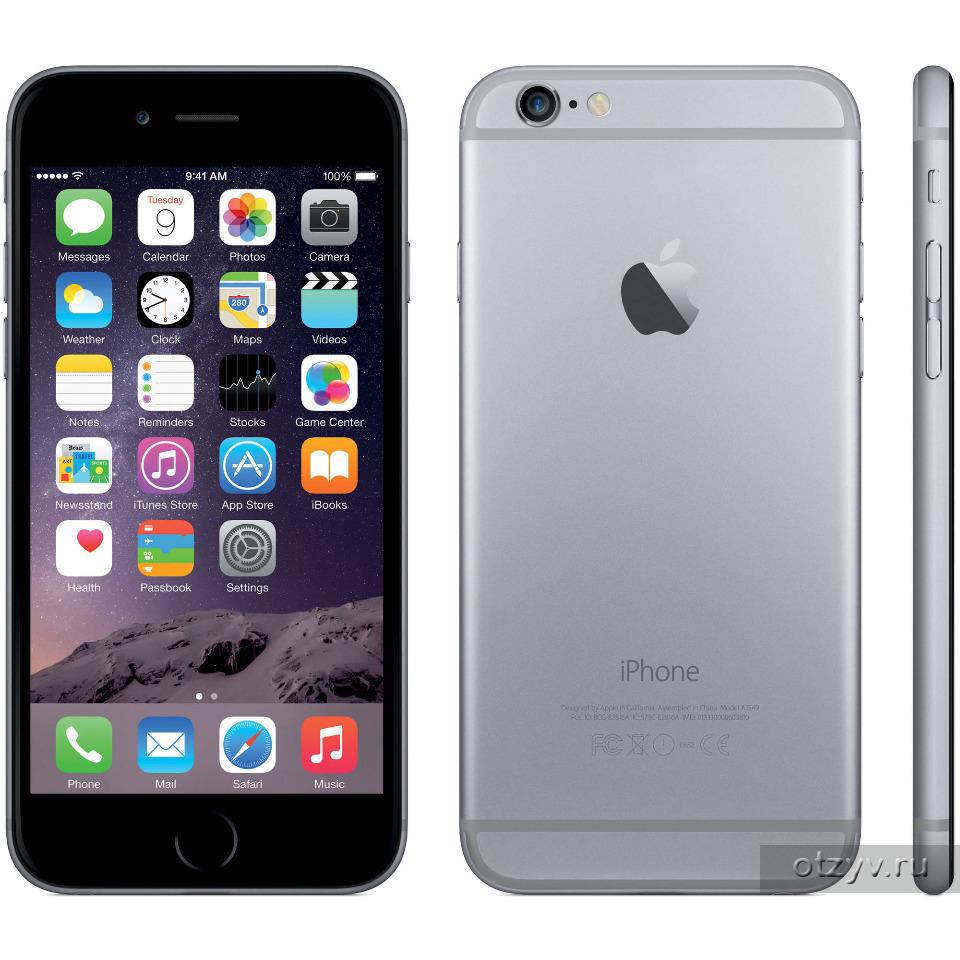 отзывы про iphone 6s