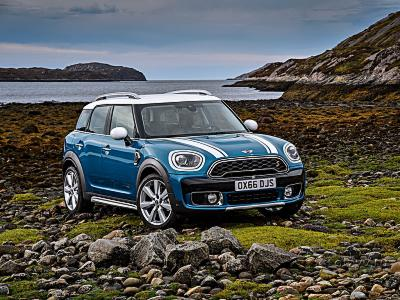 Mini Countryman, 2017