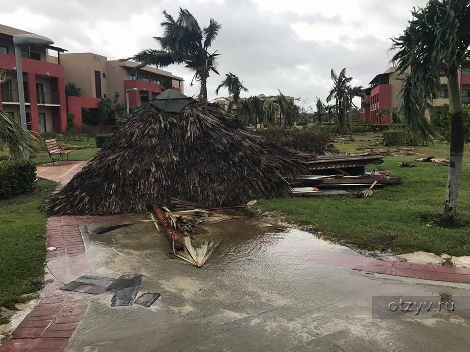 ничего фото варадеро после урагана ирма комната это