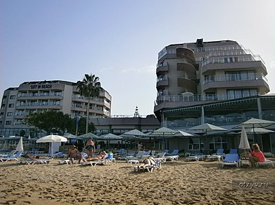 Аланья, Aska Just In Beach 4*