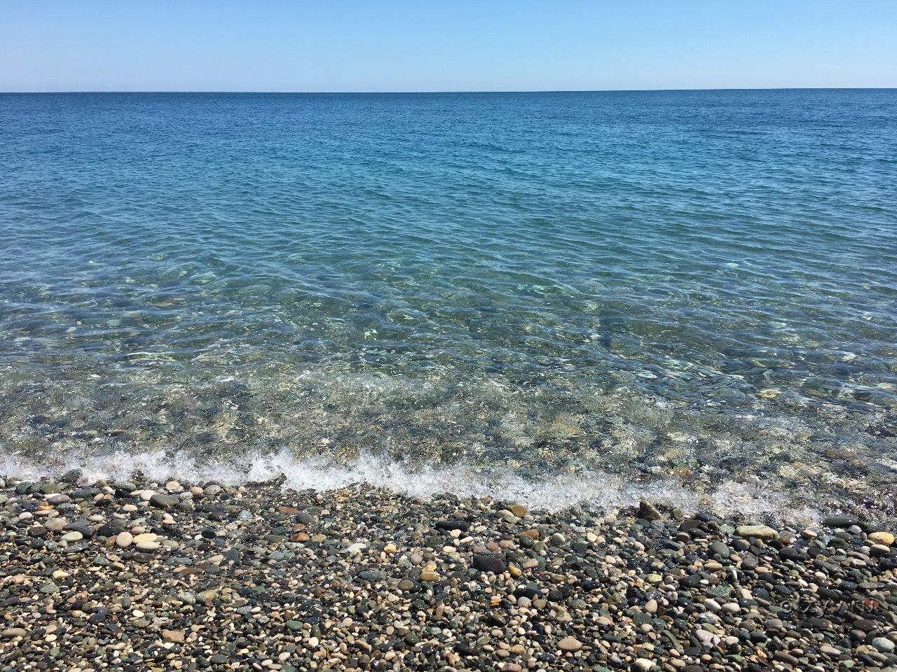 Лдзаа пляж в абхазии фото