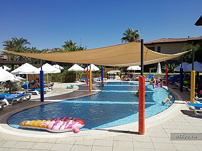 TUI BLUE Palm Garden 5* (Сиде)