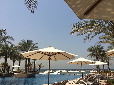 Шарджа, Sheraton Sharjah Beach Resort & Spa 5*