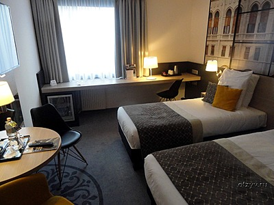 Mercure Budapest City Center 4* (Будапешт)