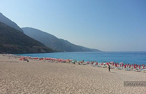 Club Belcekiz Beach 5* (Фетхие)