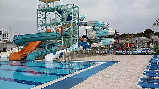 TUI Magic Life Masmavi 5* (Белек)