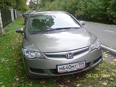 Honda Civic 1.8, 2008
