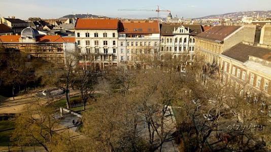 Будапешт, Silver Hotel Budapest City Center 3*