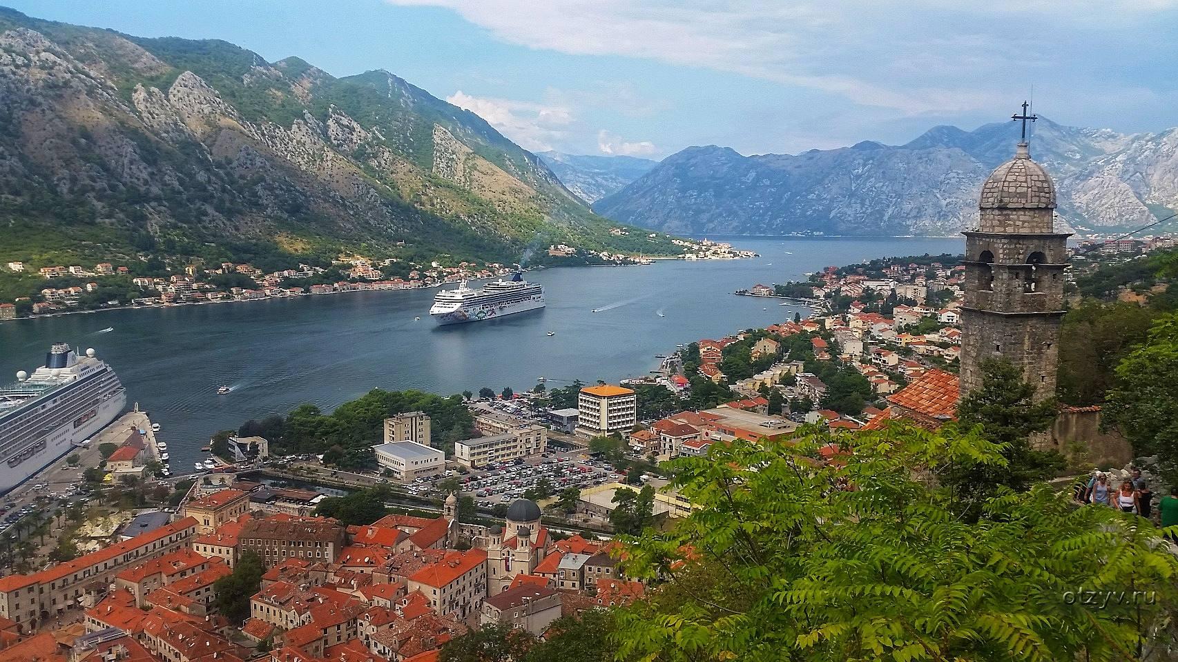 Маршруты по черногории без машины