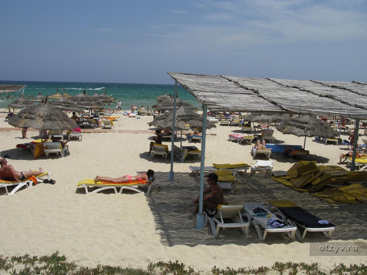 Отели тунис пляжи фото отзывы