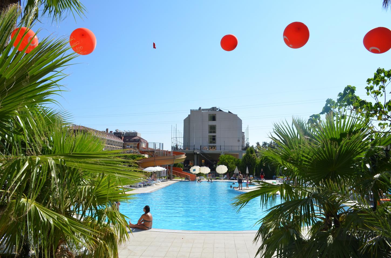 Magic Sun Hotel Turciya Kemer Otzyvy Turistov Tury Foto Video Zabronirovat Onlajn