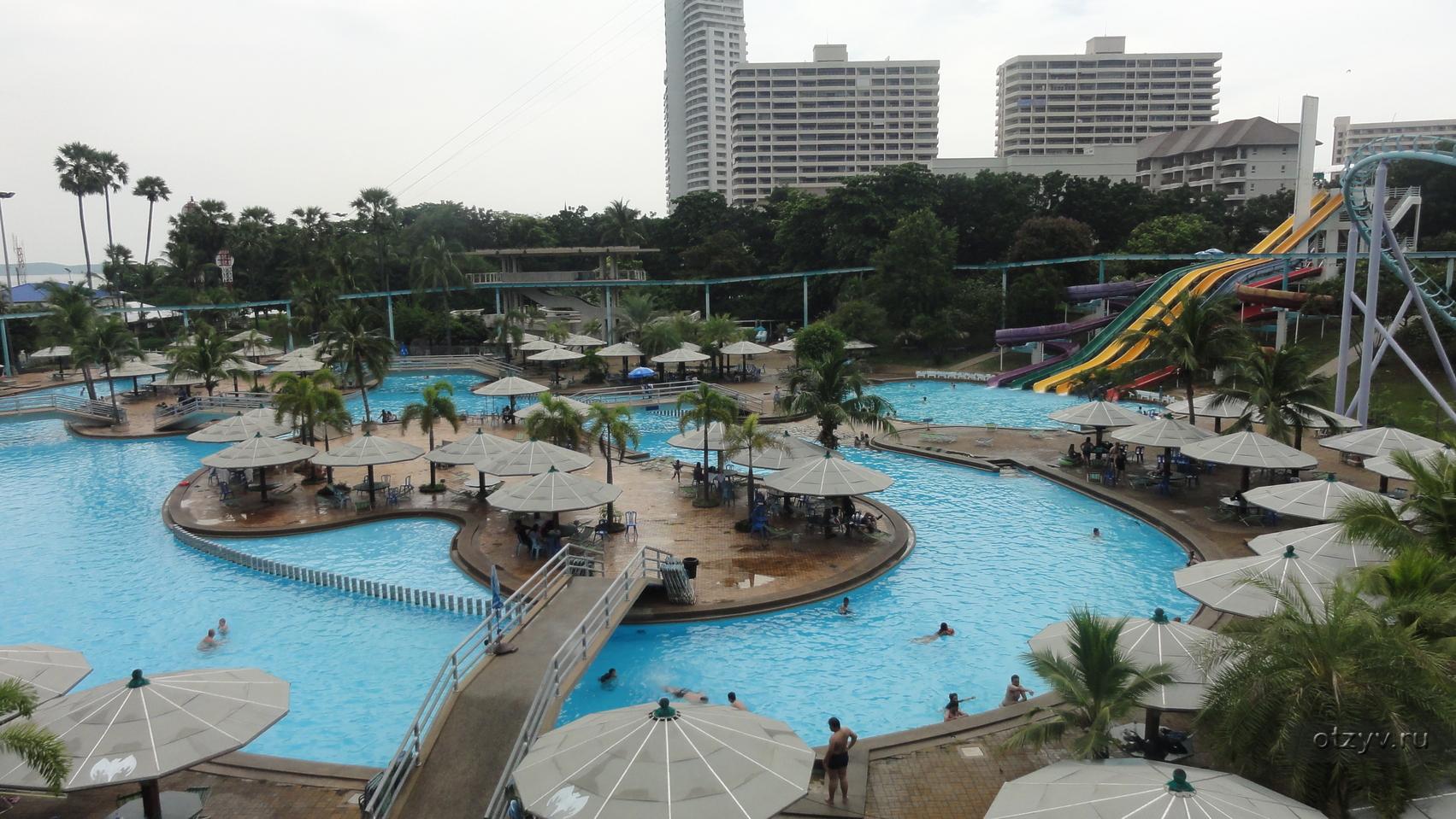 отель паттайя парк в паттайе фото отзывы можете