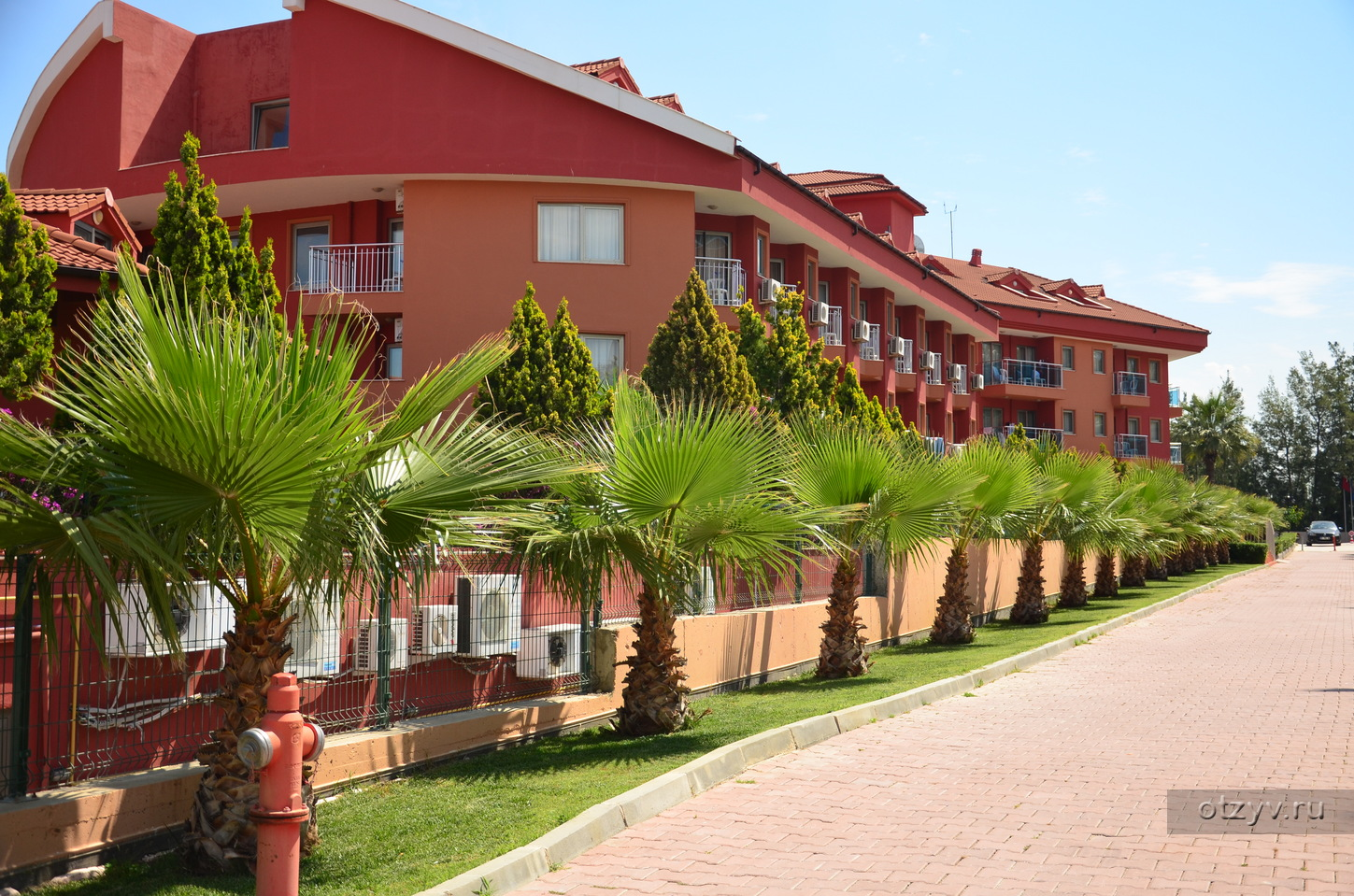 Club Side Coast Hotel 5 (Turkey, Side): photos, room description, service, tips and tourist reviews 14