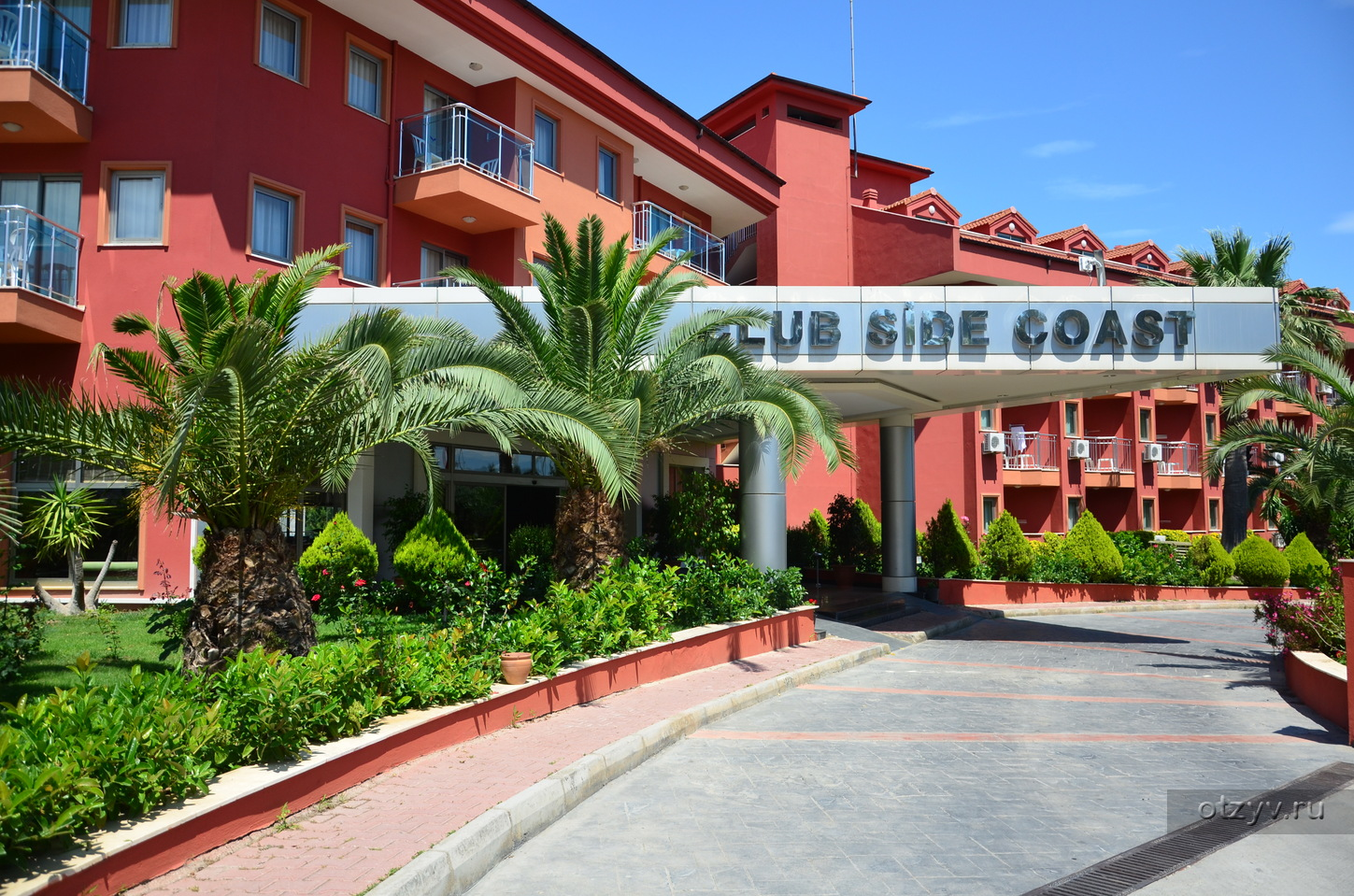 Club Side Coast Hotel 5 (Turkey, Side): photos, room description, service, tips and tourist reviews 42