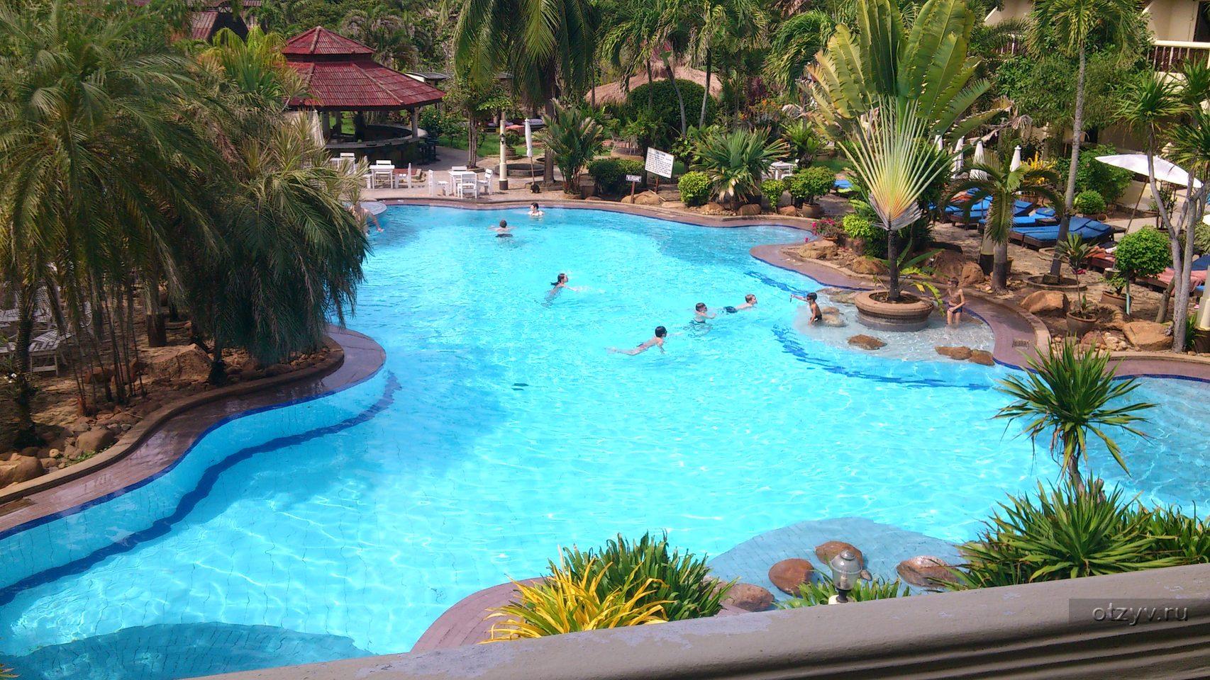 отель в паттайе баннаммао резорт фото беззаботной день