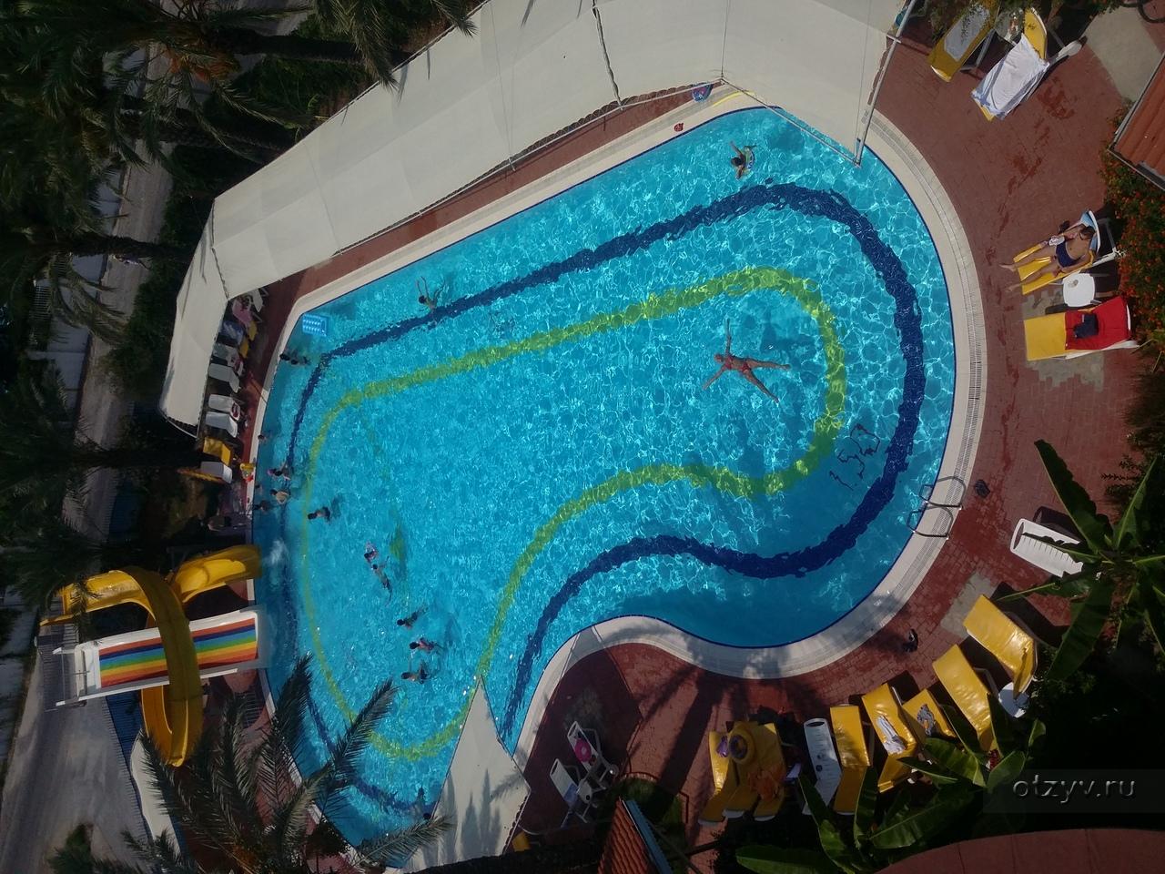 Palm d Or 4* (Сиде, Турция) - Отзывы - TripAdvisor
